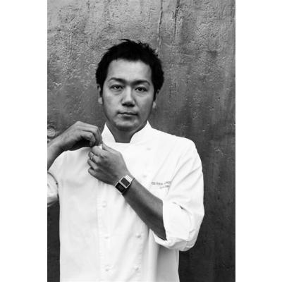 """Chef """"Yoji Tokuyoshi"""" meets Pasta Mancini"""