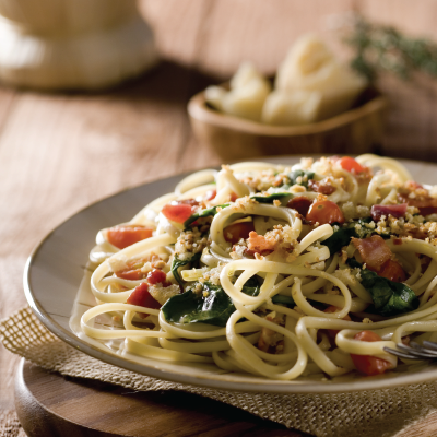 FILINI PASTA with vegetables
