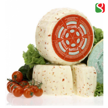 Pecorino with Red Hot peppers, 200 g