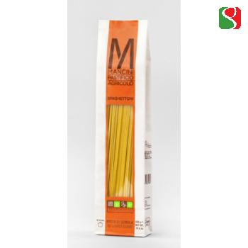 """Spaghettoni"" HIGH QUALITY durum wheat ITALIAN pasta from best Italian producer: PASTIFICIO AGRICOLO MANCINI"