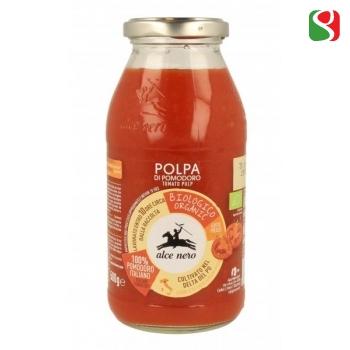 ÖKO Purustatud tomatid omas mahlas, 500 g