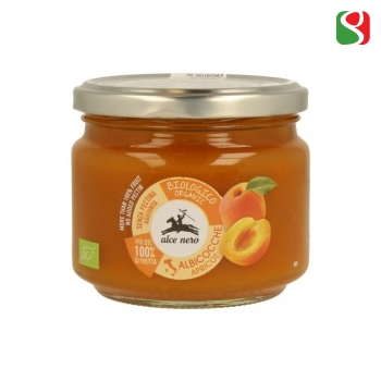 BIO Apricot Jam - 100% PECTIN & SUGAR FREE - 270g