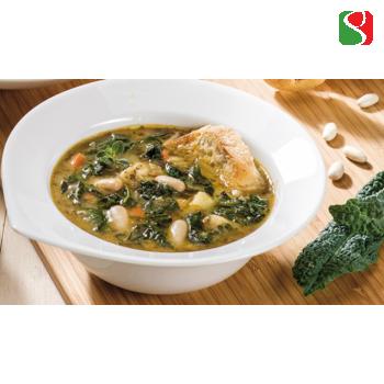 """RIBOLLITA ALLA TOSCANA"" Тосканский суп с овощами - 820г"