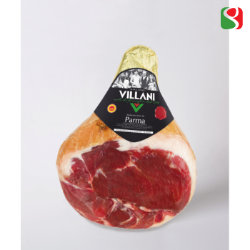 BEST PARMA Ham PDO in Estonia! Deboned, whole leg in vacuum; Cured 18 months;  around 7,00 - 7,50 kg,