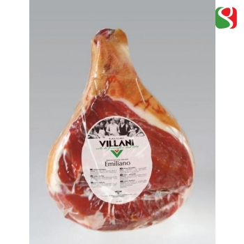 "BEST CURED HAM in Estonia! ""EMILIANO"" cured ham is boneless and in vacuum; around 6,1 kg"