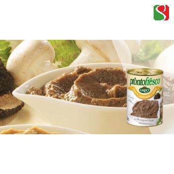 Black Truffle Cream - 400gr
