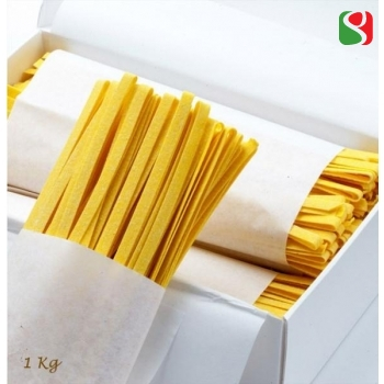 """Tagliatelle Amalfitane"" HIGH Quality artigianal egg pasta from ""La Pasta di Aldo"" the best egg pasta producer in Italy, 1kg"