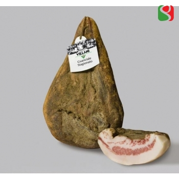 """""""Guanciale"""" бекон 1,12 кг, вакуум - около 1 kg"""