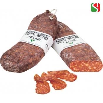 """Vürtsikas salaami vaakumis """"SPIANATA della SILA"""", umbes 2,0 kg"""