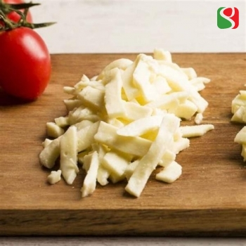 "Mozzarella Fiordilatte ""Napoli cut"" for PIZZA,  3 Kg -- NB: MINIMUM ORDER = 3KG! Orders by multiples of 3kg (1 box = 3kg)"