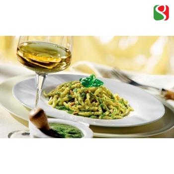 """СВЕЖИЙ """"Pesto Genovese DOP"""" (оливковое масло первого холодного отжима, сыр грана падано и пекорино, масло, кедровые и грецкие орехи) - 1000 г"""