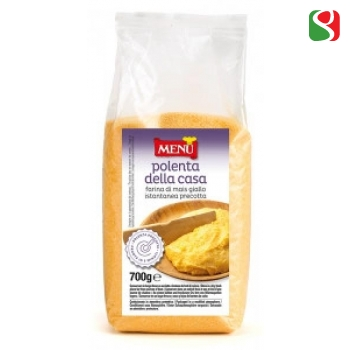 """Polenta"" sweet corn flour, ready in 5 minutes - 700 g"