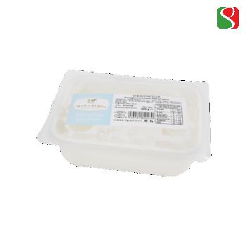 """""""Stracciatella"""" 250 gr soft cheese"""