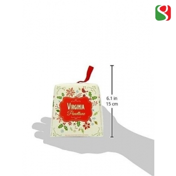 "Traditional Christmas Cake tall baked ""Panettone"" MINI - 100 gr - high quality craftsmanship<br />"