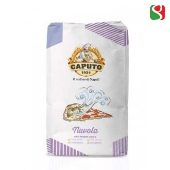 """Мука """"CAPUTO Nuvola"""" Идеально подходит для классической неаполитанской пиццы с пухлыми краями - мешок 25 кг."""