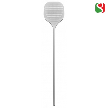Perforated shovel Ø 33 cm, Length from 170 cm - High Quality for Professionals