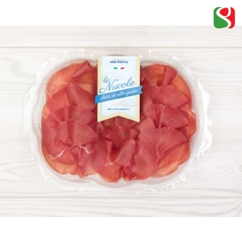 BRESAOLA PUNTA D'ANCA sliced, 80 g