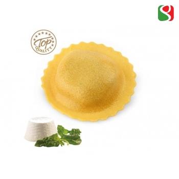 """""""GIRASOLI"""" с сыром рикотта и шпинатом"""", свежая паста, 500 г - HIGH QUALITY"""