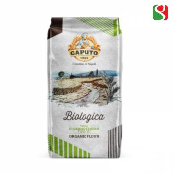 """Biological Flour """"Bio CAPUTO"""" Ideal for SHORT to MEDIUM lievening times (4-24 hours) - 25 kg bag"""