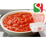 """POLPA CHEF"" High Quality crushed tomatoes - 5kg + 5kg Aluminum bags<br />