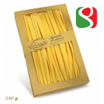 """Tagliatelle Amalfitane"" HIGH Quality artigianal egg pasta from ""La Pasta di Aldo"" the best egg pasta producer in Italy - 250g"