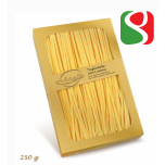 """Tagliatelle"" LEMON FLAVOURED HIGH Quality artigianal egg pasta - 250g"