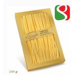 """Munapasta """"Tagliatelle"""" LA PASTA DI ALDO, kvaliteetne itaalia käsitöö pasta maitsetetud sidruniga, 250 g"""