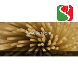 """Паста """"Spaghettoni"""", 500 г                                                                      Высококачественная итальянская паста из твердых сортов пшеницы"""
