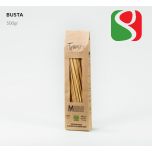 """Spaghetti"" HIGH QUALITY BIOLOGICAL ""TURANIC"" Whole Wheat ITALIAN pasta from best Italian producer: PASTIFICIO AGRICOLO MANCINI"