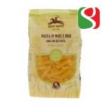 """ÖKO Gluteenivaba Pasta """"Fusilli"""", 250 g                                                               Kõrge kvaliteediga Itaalia pasta"""