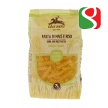"""Fusilli"" HIGH QUALITY BIO Gluten Free ITALIAN pasta - 250g"