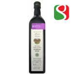 """Elegant, Sofisticated, Mild Extra Virgin olive oil, 100% ITALIAN, cold mechanical pressing, VERY low acidity,  """"BIO Fonte di Luna"""": limited production - 500ml"""
