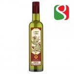 """Оливковое масло Extra Virgin """"DOP Valpolicella"""", Холодного отжима, с очень низким уровнем кислотности, 100% Италия, производится в пронумерованных бутылках и ограниченном количестве, 500 мл"""