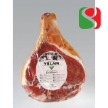 "BEST CURED HAM in Estonia! ""EMILIANO"" cured ham is boneless and in vacuum; around 6,0 - 6,5 kg"