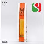 """Паста MANCINI """"Spaghetti"""", 500 г Высококачественная итальянская паста из твердых сортов пшеницы"""