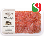 SALAME with Truffle SLICED, 80gr