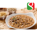 Spelt and legumes ready soup - Tuscan style vegetables soup – 820gr