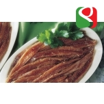Anchovies' fillets in sunflower seeds oil - 720g