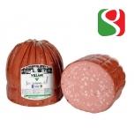"Колбаса ""Mortadella Bologna IGP"" ""La Santo VILLANI"", около 2,5 Kг В вакууме."