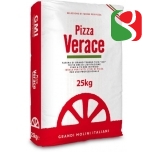 """Pizza Verace"" 00 Pizza Flour 25 kg - pizzas' yesting time: 10-16 hours at room temperature"