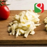 "Mozzarella Fiordilatte ""Napoli cut"" for PIZZA,  3 Kg -- NB: MINIMUM ORDER = 3KG! Orders by multiples of 3kg (1 box = 3kg)"