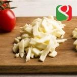 "Mozzarella Fiordilatte ""Napoli cut"" for PIZZA,  3 Kg -- NB: MINIMAALNE TELLIMUS = 3KG! Tellimused 3kg kordade kaupa (1 karp = 3kg)"