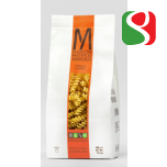 """Fusilli Lunghi"" HIGH QUALITY durum wheat ITALIAN pasta from best Italian producer: PASTIFICIO AGRICOLO MANCINI, 500 g"