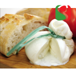 """mozzarella """"BURRATA"""" 125gr x 2 pcs = 250 g"""