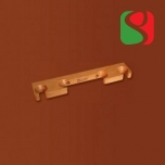 wall handle for shovels and brush, 45 cm - High Quality for Professionals