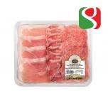 """""""ANTIPASTO MISTO ITALIANO"""" Ассорти итальянских мясных изделий, 120 г"""