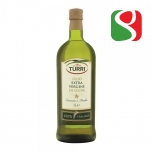 "Extra Virgin Olive Oil, 100% ITALIAN, cold mechanical pressing, ""Classico"", 1 lt bottle"