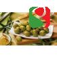 """Suured rohelised Oliivid kiviga """"AperItiivi jaoks"""", 2,6 кg"""