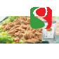 """Tuunikala päevalilleõlis – """"Fiorditonno""""  – 1 kg"""
