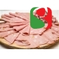 "Half Mortadella ""DIVINA"" with Pistacchio, diameter 25cm – around 4,9 kg"
